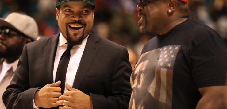 Ice Cube Sued