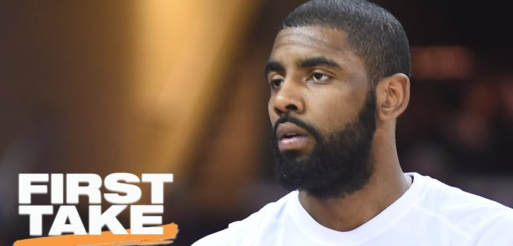 Irving Opens Up