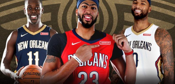 Pelicans Closing Marketing Deals