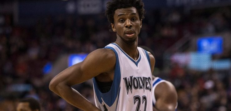 Wiggins Inks Extension with Wolves