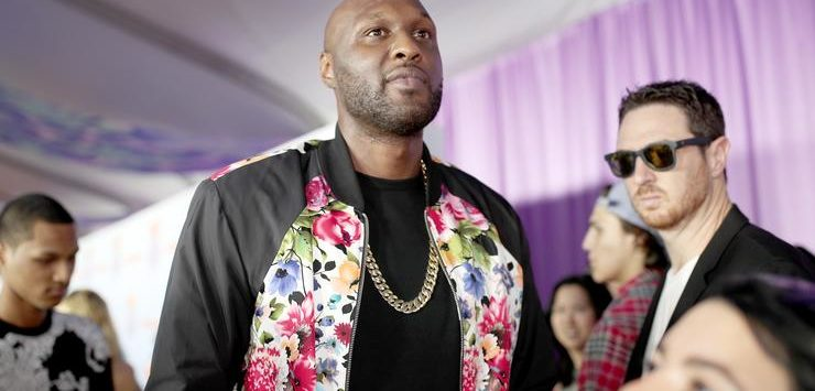 Odom Okay After Collapsing at Night Club