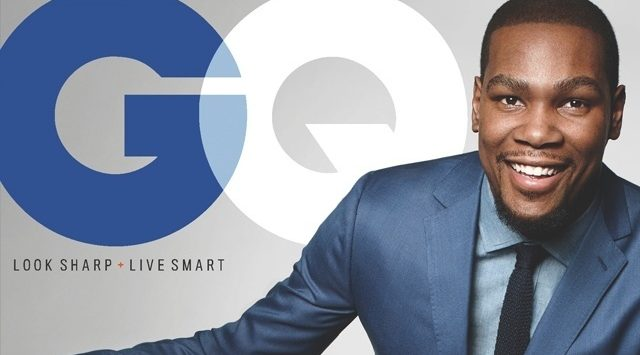 Durant Named GQ Champion of the Year
