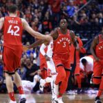 OG Anunoby Providing Raptors with Key Spark