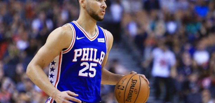 Simmons the Man 'The Process' Needed
