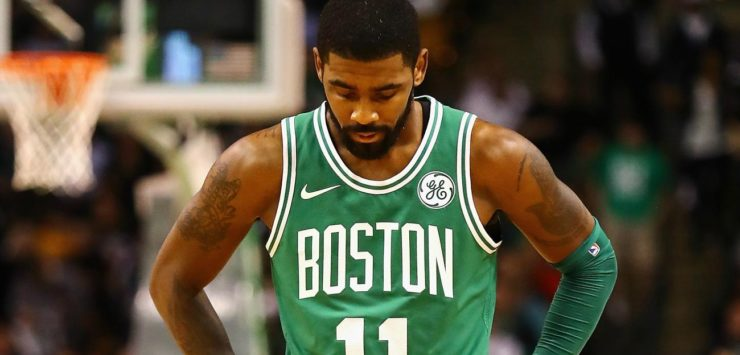 Irving Suffers Facial Fracture