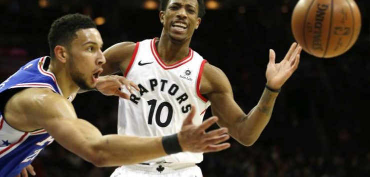 Raptors Snubbed on Christmas Again