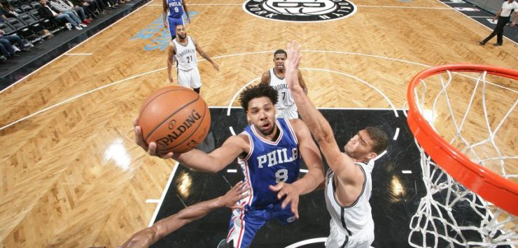 Okafor to the Nets