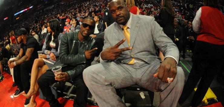 Kevin Hart Roasts TNT's Inside the NBA Crew