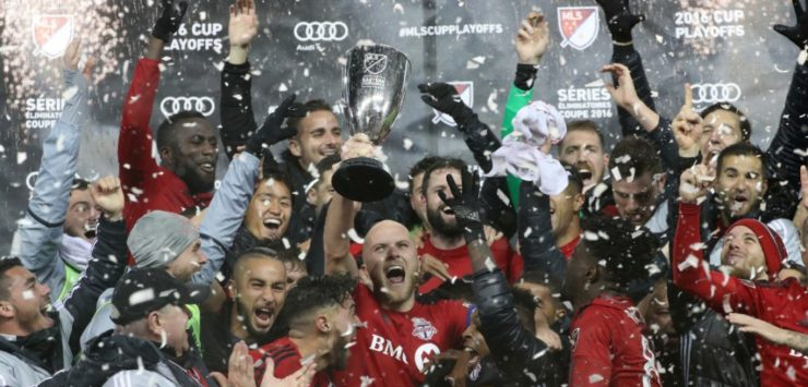 Raptors Congratulate TFC on MLS Cup Win