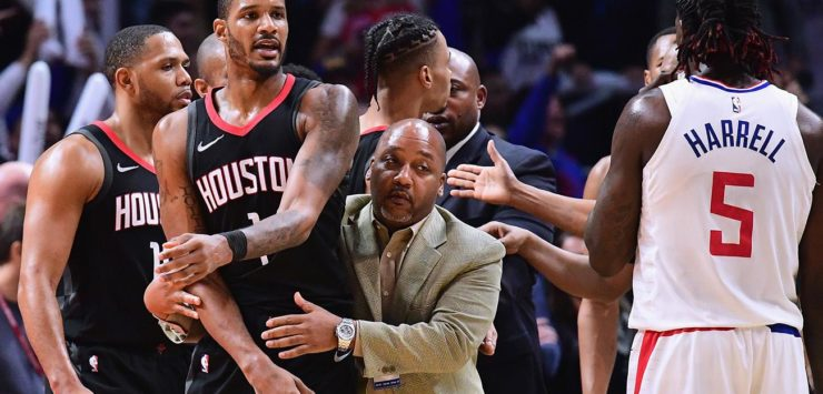 NBA Opens Investigation on Clippers-Rockets Game