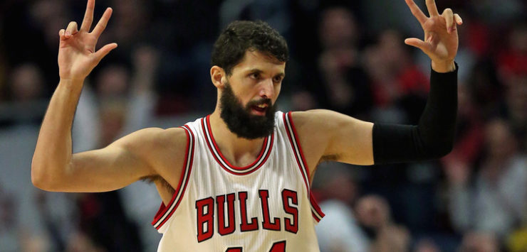 Mirotic on the Trading Block?