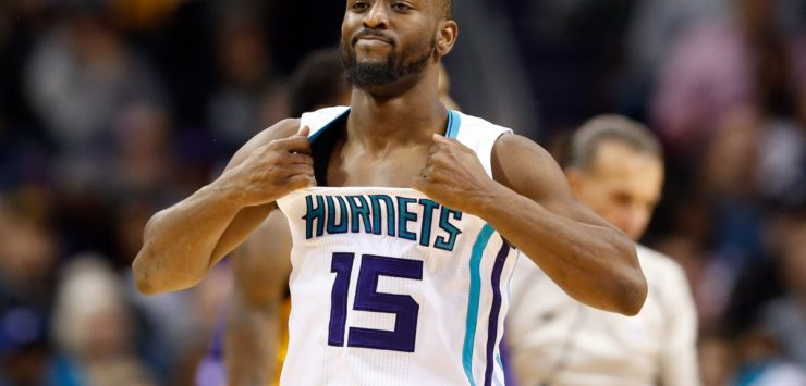 Kemba on the Move, Starting from Scratch