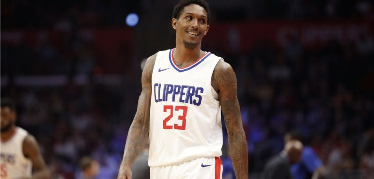 Lou Will Re-signs with Clippers