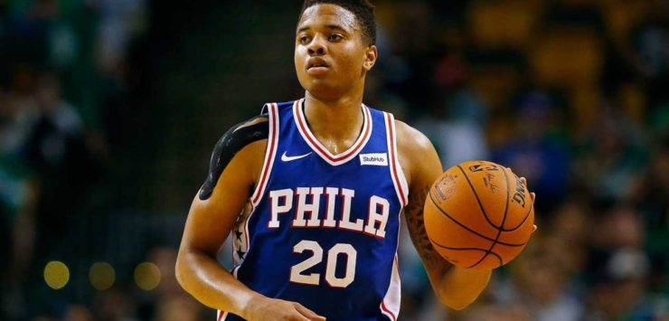 Fultz May be Out for the Season