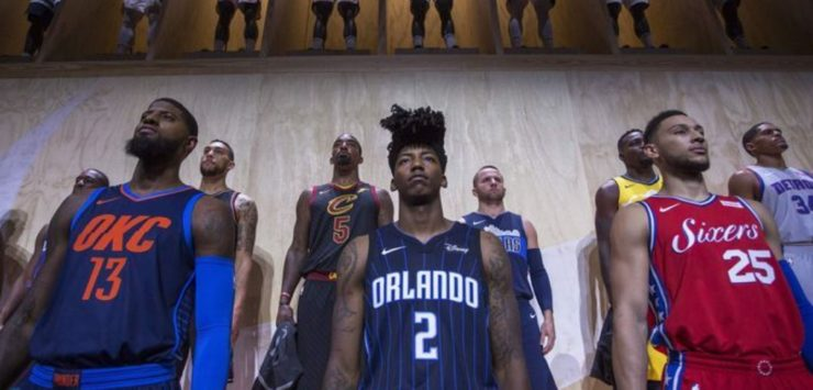 Nike-NBA Takeover