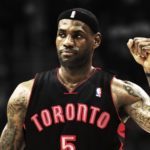 LeBron to the Raptors?