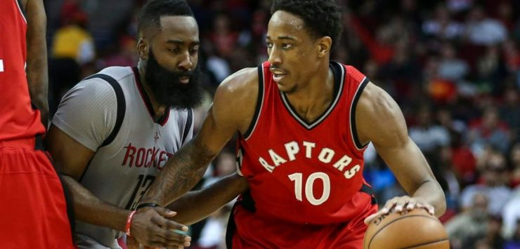 Raptors vs. Rockets Preview