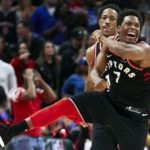 Raptors Clinch Playoff Spot