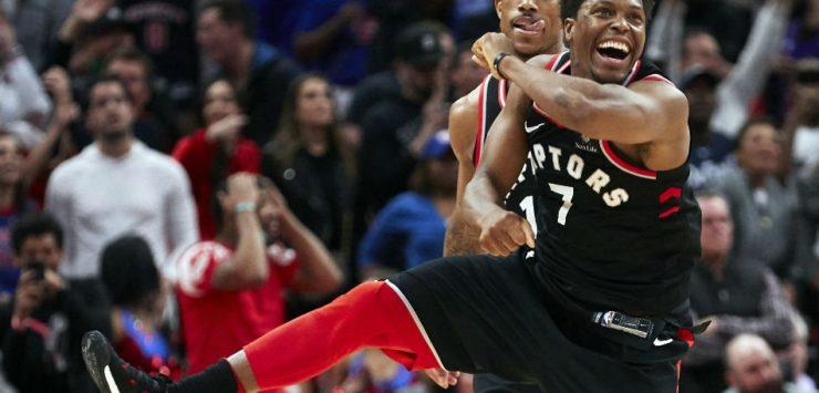Raptors Clinch Playoff Spot