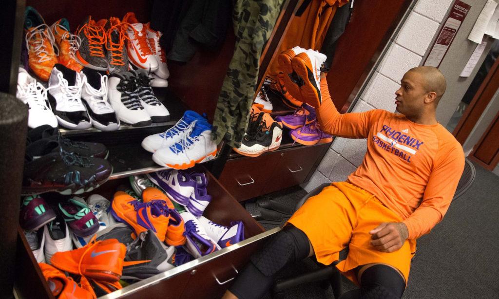 NBA's Sneaker King
