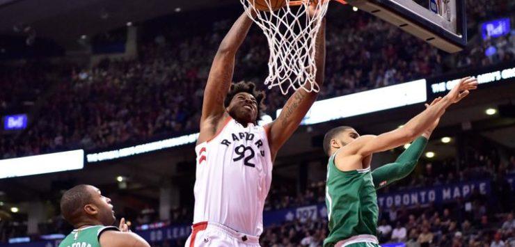 Raps Refocus, Beat Celtics