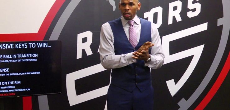 Stackhouse Eying NBA Head Coaching Vacancy