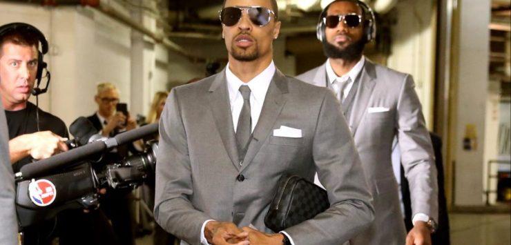 NBA Round 2 Fashion