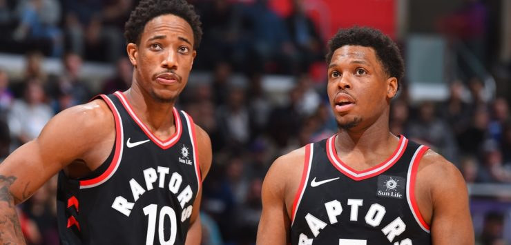 DeRozan on the Move?