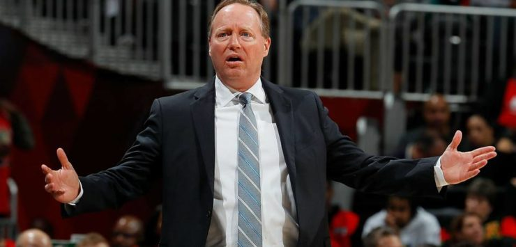 Bucks Hire Coach Bud