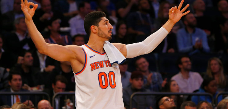Kanter Opts In to Knicks Deal