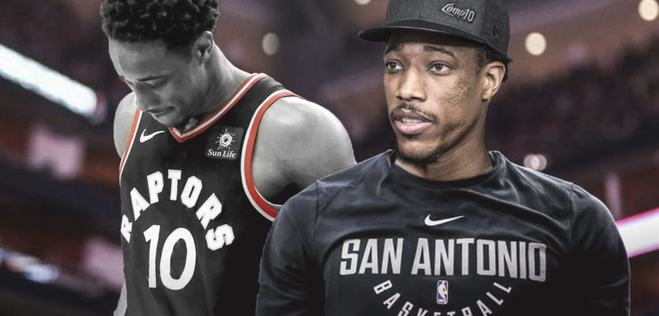 DeRozan Trade Aftermath