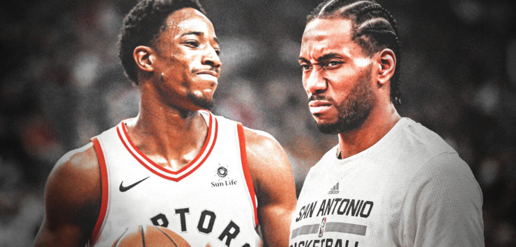 Leonard to the Raptors?