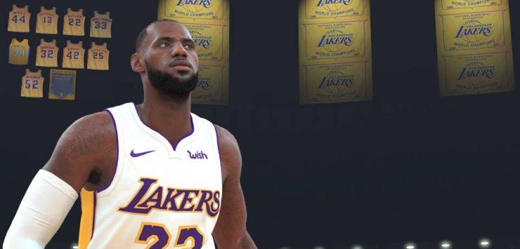 NBA 2K19 Ratings