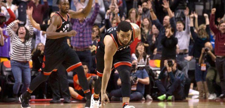 VanVleet Re-Signs with Raptors