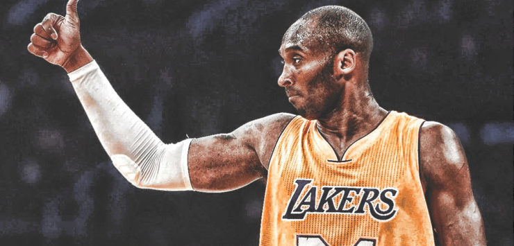 Kobe Turns 40
