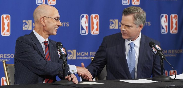 NBA Deal with MGM