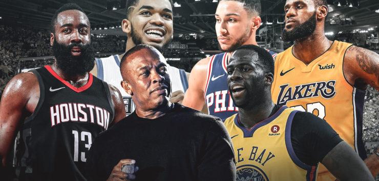 Beats By Dr. Dre x NBA