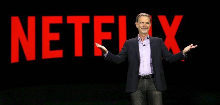 Netflix Staying Away
