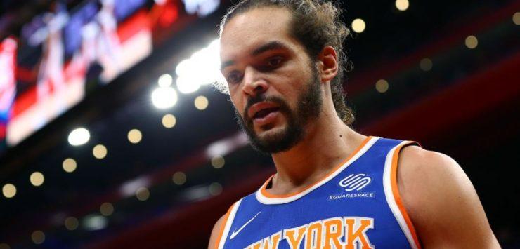 Noah, Knicks working Towards Buyout