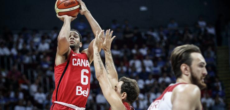 Repping Team Canada