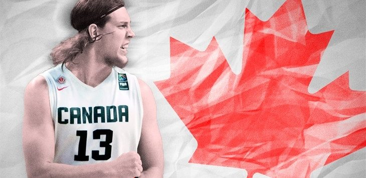 Olynyk Leads Canada to Victory