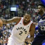 Raps Off to Torrid Start