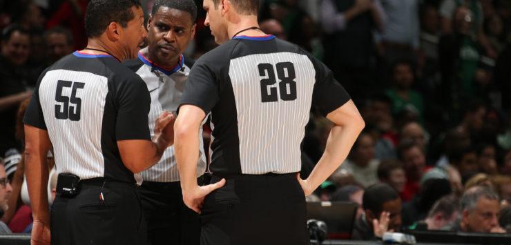 NBA Relaunches Rulebook