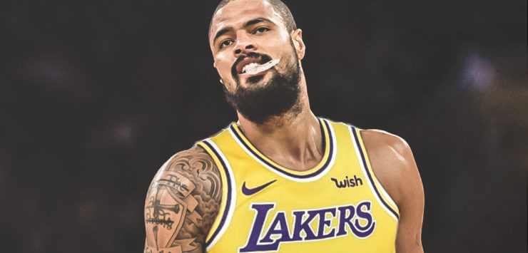 Chandler Signs with Lakers