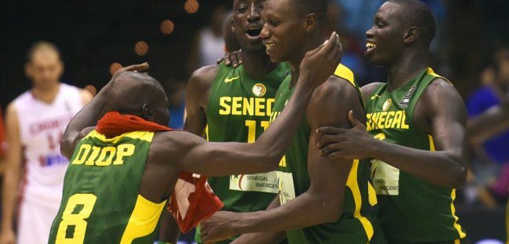 NBA Facility in Senegal