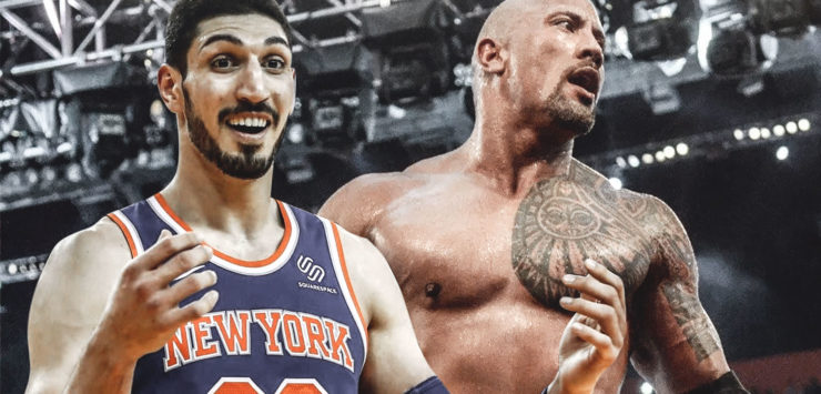 Kanter to the WWE?
