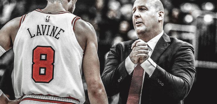 Chicago Bulls Eroding