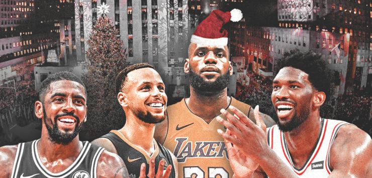 NBA Christmas 2018