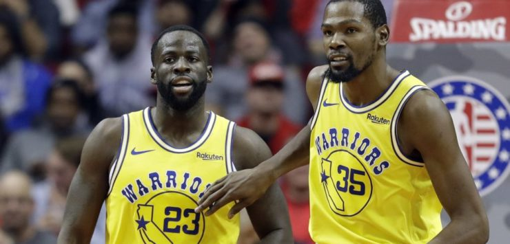 Green, Durant Move On