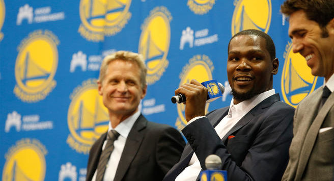 KD the Owner?